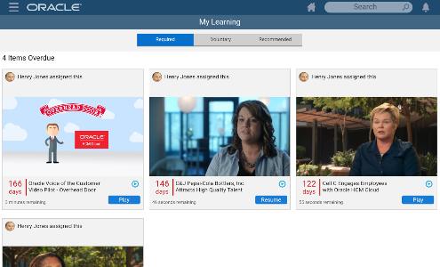 En Sık Kullanılan 8 Eğitim Yönetim SistemiYazılımı (LMS) oracle taleo LMS