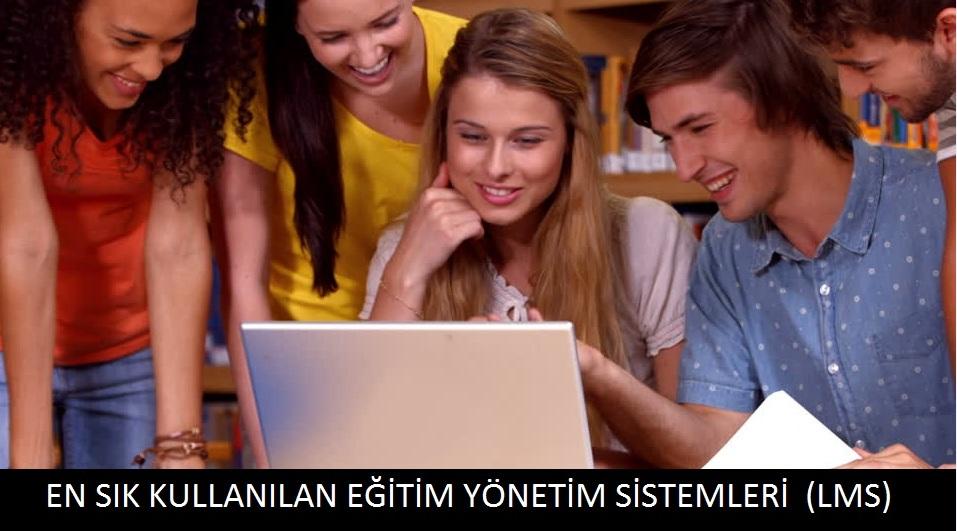 En Sık Kullanılan 8 Eğitim Yönetim SistemleriYazılımları (LMS)